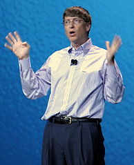 Bill Gates in 2006